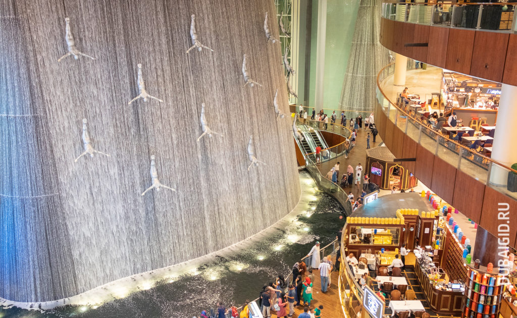 Как сэкономить в Дубае - смотрим бесплатные достопримечательности